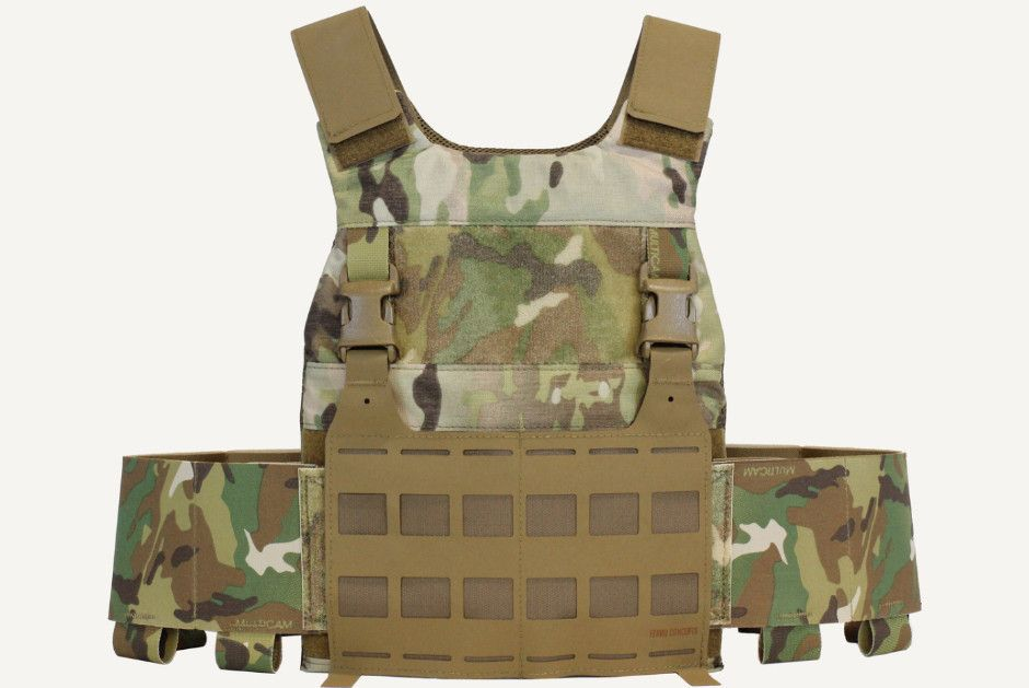 Ferro Concepts The Slickster Front Molle Flap